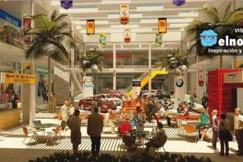 Amplían instalaciones del centro comercial Diverplaza en Bogotá