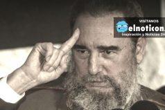 Fidel Castro le dice adiós a la revolución cubana. ¡Que descanse en paz!