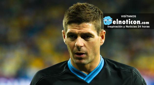 Steven Gerrard le dice adiós al fútbol luego de 19 años