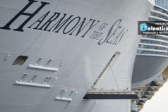 El barco más grande del mundo empieza sus viajes desde Florida