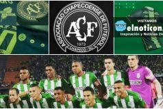 Nacional podría jugar este sábado frente a Millonarios con la camiseta del Chapecoense