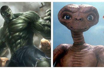 ¿Recuerdas a E.T y a Hulk? Conoce el lugar que los reúne ¡una loca experiencia!
