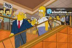 Donald Trump presidente y otras predicciones de Los Simpson ¡quedarás con la boca abierta!
