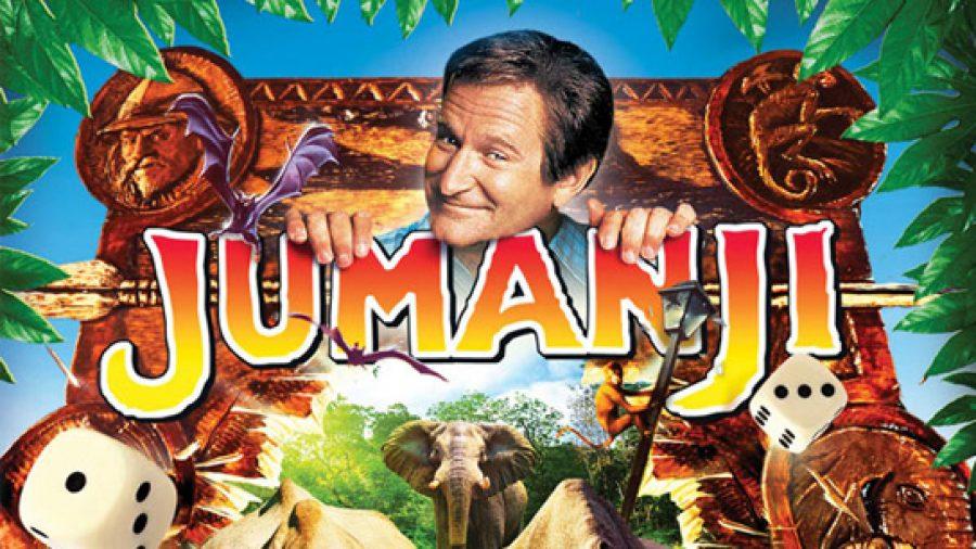 ¿Recuerdas a Jumanji? la parte 2 estará a cargo de La Roca y Jack Black ¡Mira las primeras imágenes!