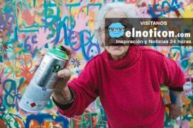 Conoce a las abuelas grafiteras de Portugal
