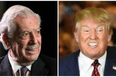 """""""Donald Trump es el mayor peligro para América Latina"""", Mario Vargas Llosa"""