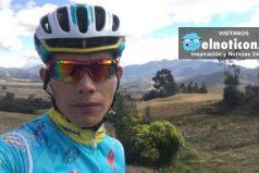 El ciclista Miguel Ángel López sufrió una fractura en su pierna derecha ¡Estamos contigo, pronta recuperación 'Superman'!