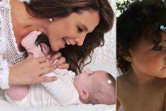 Así luce Luciana, la hija de la fallecida actriz Lorena Rojas, a sus tres años de edad