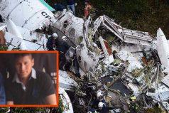 Habló uno de los sobrevivientes de la tragedia aérea y reveló la maniobra que le salvó la vida