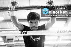 El boxeador Manny Pacquiao cumplió uno de sus sueño, conocer a 'Rocky Balboa'