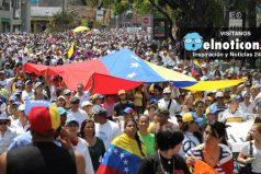Gobierno de Venezuela prohíbe las marchas en el país