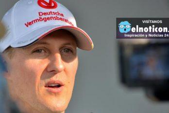 Michael Schumacher sigue luchando, revelan signos alentadores de su estado de salud