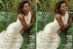 Vogue se despide de Michelle Obama con una última portada