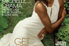 """""""Como estrella de cine"""": Llueven elogios a Michelle tras estelarizar portada"""