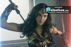"""Revelan nuevo tráiler de la película """"Wonder Woman"""" la Mujer Maravilla"""