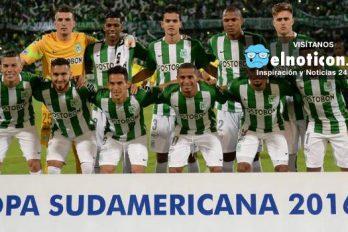 Atlético Nacional tiene la iniciativa de entregar el título de campeón al Chapecoense