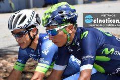 Nairo Quintana y Esteban Chaves entre los mejores 10 ciclistas del mundo ?? ?? ??