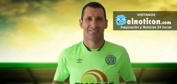 El arquero que no viajó con el Chapecoense se retira del fútbol