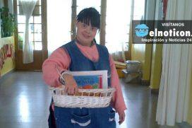 Noelia Garella, la primera profesora oficial con síndrome de Down, ¡un ejemplo de superación y amor!