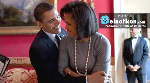 """Michelle nunca será candidata presidencial"" Barack Obama"