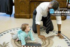Conoce el lado infantil, sensible y humano del presidente Barack Obama