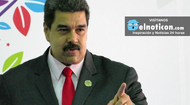 """""""PDVSA no está en bancarrota"""", Nicolás Maduro"""