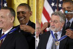 Estas fueron las 18 celebridades que recibieron la Medalla de la Libertad de manos de Obama