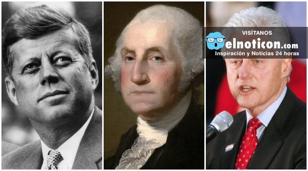 os 10 presidentes más ricos en la historia de Estados Unidos