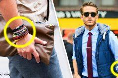 Elementos de la moda masculina que vuelven locas a las mujeres