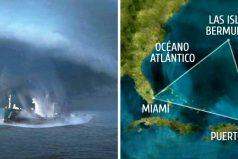 Alparecer, científicos alfin descifraron elmisterio del triángulo delas Bermudas