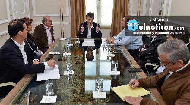 Santos revela avances en materia de agro, narcotráfico y enfoque de género