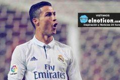 La curiosa celebración de Cristiano Ronaldo al estilo ´The mannequin challenge´