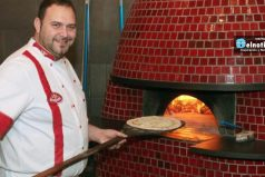 Este chef italiano bajó 65 kilos en un año. ¿Cómo? Comiendo nada más que pizza