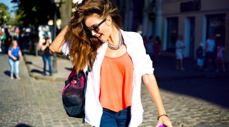 mujer moda