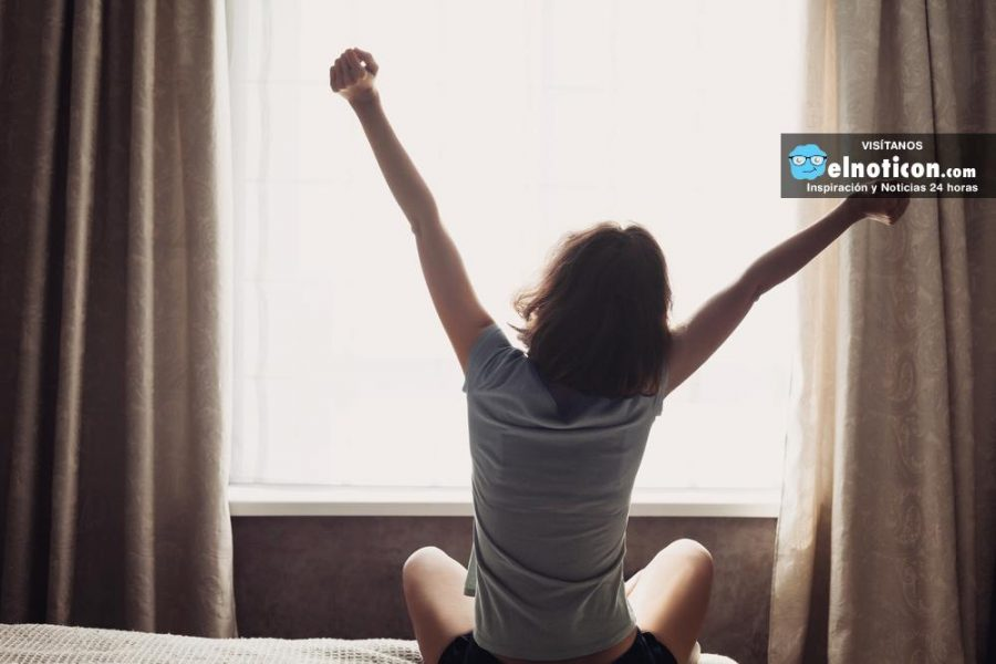 Si realizas estas cosas al levantarte, tendrás mejor energía para comenzar el día