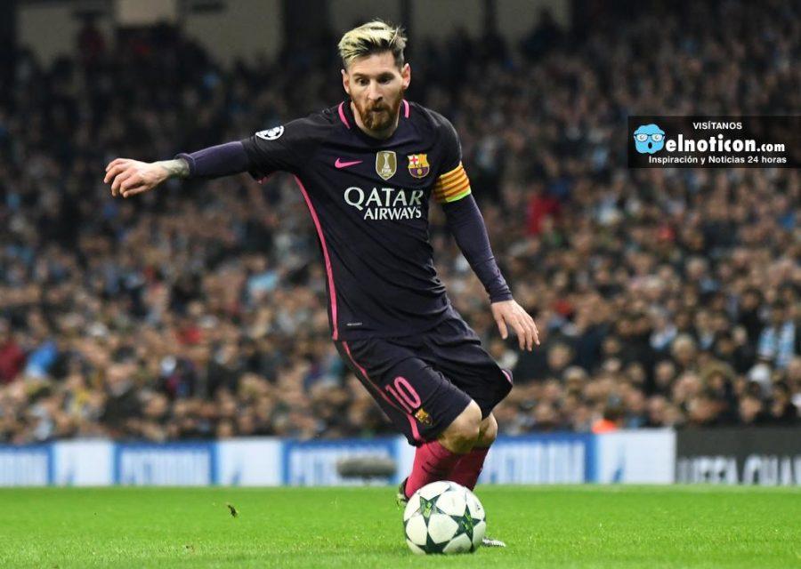 ¿Messi al Manchester City? Esta cifra pagaría el club inglés