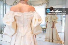 El vestido de novia con 120 años de historia y 11 bodas. ¡Una verdadera tradición familiar!