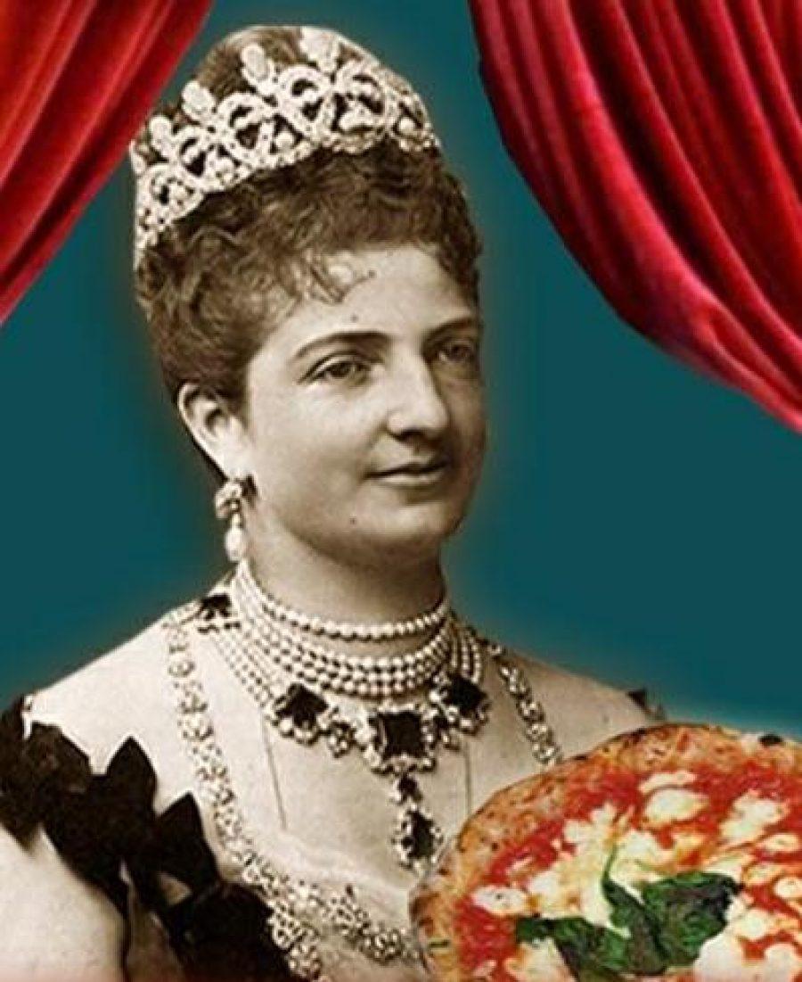 ¿Conoces la loca historia de la pizza margarita? ¡Es deliciosa!