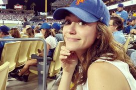 La actriz Emmy Rossum se suma a la lucha por la igualdad salarial en Hollywood