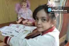 Niña siria que tuitea sobre la guerra sobrevive a bombardeos
