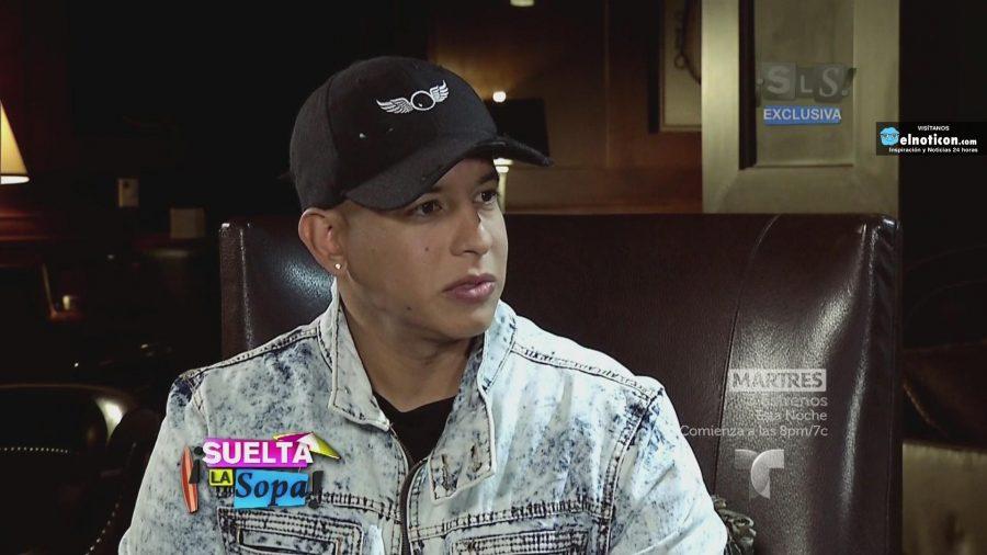Daddy Yankee habla de su carrera como padre de familia