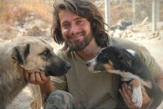 Era un modelo famoso y dejó todo para vivir con 500 animales abandonados