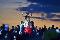 La fiesta de 15 de Rubí: la invitación viral que resultó en un festejo con 10 mil asistentes