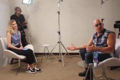 Vin Diesel pide perdón tras acosar a una periodista durante una entrevista