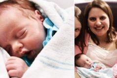 La historia de Lynlee, la niña que nació dos veces y conmueve al mundo