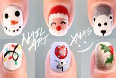 6 ideas para decorar tus uñas en navidad, ¡la mejor época del año!
