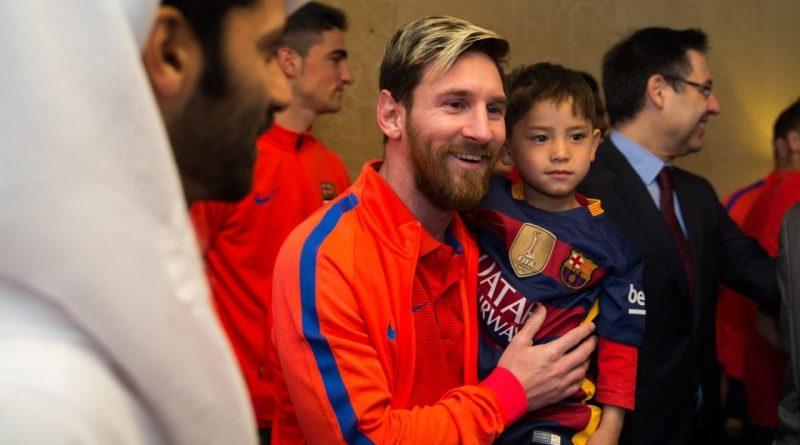 Afghan-boy-Murtaza-Ahmadi-joins-FC-Barcelona-in-Doha