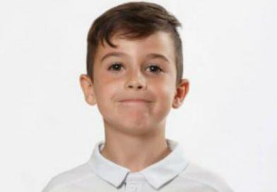 Byron, la joya del Real Madrid, solo tiene 7 años y hace goles al estilo Cristiano Ronaldo