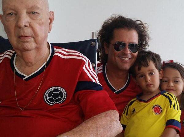Carlos Vives Padre