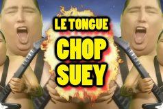 ¿Es en serio? Conoce a 'Tongo': el cantante que, con su inglés, te hará reír en medio de lágrimas. ¡OMG, qué has hecho con 'Chop suey'!